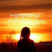 "Child Photos - ""how Precious Is Your Unfailing by Traci Beeson"
