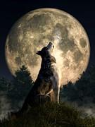 Daniel Eskridge - Howling Wolf