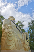 Huahin Photos - Hua Hin Sitting Buddha 02 by Antony McAulay