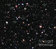 Hubble Extreme Deep Field Xdf Print by Science Source