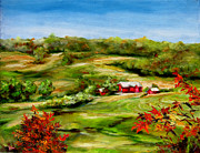 Diane Kraudelt - Hudson Valley Farm