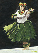 Stacy Vosberg - Hula Girl