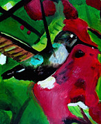 Cheryl Riley - Hummingbird