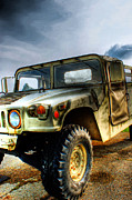 Off The Beaten Path Photography - Andrew Alexander - Humvee