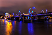 Stuart Gennery - Hungerford Bridge