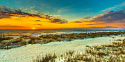 Philip Heim - Hunting Island beach in...
