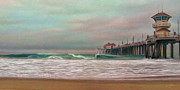 Dale Jackson - Huntington Beach Morning