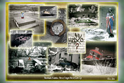 Brian Lukas Art - Hurricane Katrina - History by Brian Lukas