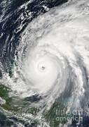 Planet Observer - Hurricane Wilma