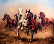 Dusan Vukovic - Hurry up my horses -...