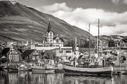 For Ninety One Days - Husavik Harbor