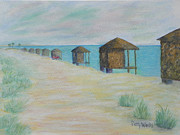 Patty Weeks - Huts On The Beach