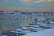 Amazing Jules - Hyannis Harbor after the Blizzard