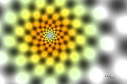 Hypnotic Prints - Hypnotic Print by Peter Clemence
