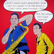 I Don't Know... Print by Jeffries Moore