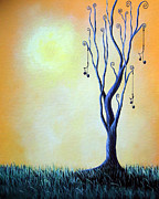 Hope Paintings - I Feel Like Singing by Shawna Erback by Shawna Erback