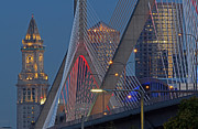 Zakim Framed Prints - I Got My Red Dress On Tonight Framed Print by Juergen Roth