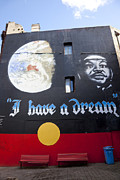 I Have A Dream Posters - I Have A Dream Newtown Sydney Poster by Mike Greenslade