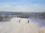 Ken Ahlering - I heart skiing