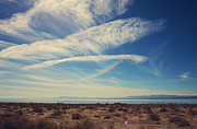 Salton Sea Prints - I Hope and I Dream Print by Laurie Search