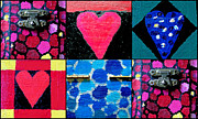 Treasure Box Metal Prints - I Keep Your Heart in my Treasure Box Metal Print by Terrie Heslop