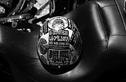 Harley Davidson Rally Prints - I live life my way Print by David Lee Thompson