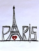 Sladjana Endt - I love Paris