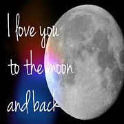 Jennifer Kimberly - I love you to the moon...