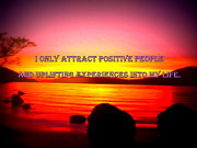 The Creative Minds Art and Photography - I only attract positive...