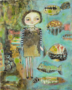Janice Scherer - I Touched a Fish and I...