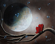 Dreams Paintings - I Will Always Be Beside You by Shawna Erback by Shawna Erback