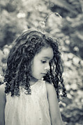 Curls Photos - I Wonder... by Evelina Kremsdorf