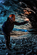 Mike Berenson - Ice Cave Illumination In...