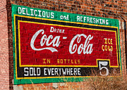 Sue Smith - Ice Cold Coca-Cola Sign