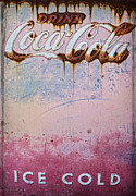 Ice Cold Print by Elena Nosyreva