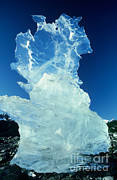 Ice Formation Print by Art Wolfe