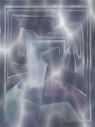 Ice Print by Klaas Hartz