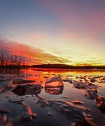 Rose-Maries Pictures - Ice On The Lake