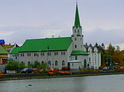Susan Considine - Icelandic Church