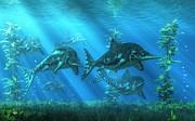 Daniel Eskridge - Ichthyosaurs