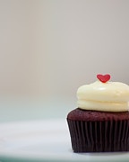 Cupcake Photography Prints - Icing on the cake I Print by Ivy Ho
