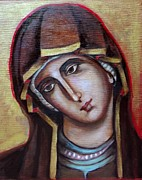 Irena Mohr - Icon of Virgin Mary