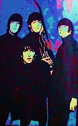 Beatles Photos - Icon by Vicky Tarcau