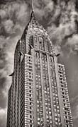 The Chrysler Building Nyc Prints - Iconic  Print by JC Findley