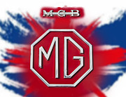 Anthony Morgan - iconic MG 1