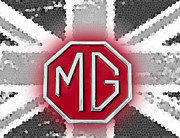 Anthony Morgan - iconic MG 3