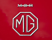 Anthony Morgan - Iconic MGB badge