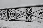 Mark Alan Perry - Icy Railing
