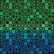 Identical Cells Print by Bedros Awak