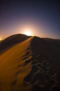 Dunes Photos - iDunes by Aaron S Bedell
